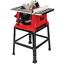 Shopmaster Table Saw Delta 10 In 13 Amp Portable Table Saw Table Saws