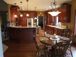 best paint color with cherry cabinets kitchen paint colors with cherry cabinets