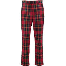 Tartan Trousers  Made in Scotland  ScotlandShop