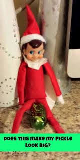 Dirty Santa Meme - more naughty slightly inappropriate elf on the shelf ideas shelf