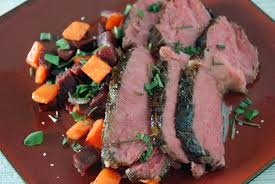 How Long To Roast Root Vegetables In Oven - sous vide sirloin steak recipe with roasted root vegetables