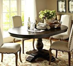 Round Table Dining Room Sets  Theltco - Round dining room tables for 4
