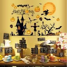 halloween scene wallpaper online buy wholesale window scene wallpaper from china window