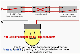 2 wire light switch diagram electrical a light fixture with 2