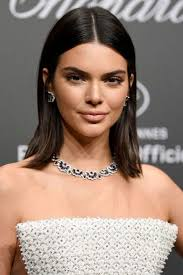 hair parting where should you part your hair celebrity hair parts glamour uk