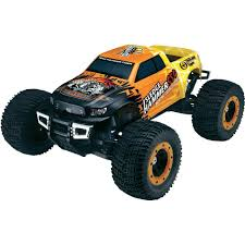 monster truck rc nitro thunder tiger 1 8 rc model car nitro monster t from conrad com