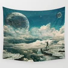Where To Get Cheap Tapestry Landscape Wall Tapestries Society6