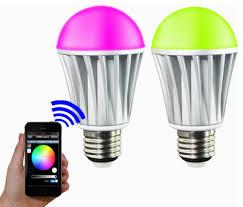 Ios Android App Wifi Phone Control Rgbw Color Magic Led Smart Light
