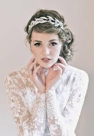 wedding headdress 30 amazing wedding hairstyles with headpiece deer pearl flowers