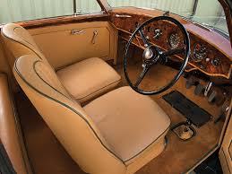 bentley sports car interior bentley r type continental sports saloon revivaler