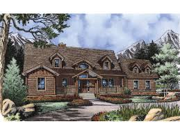 rustic log home plans pondella rustic log home plan 047d 0081 house plans and more