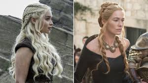 the 17 best game of thrones hairstyles ever allure