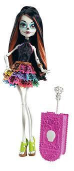high travel scaris skelita calaveras doll