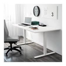 bureau pour travailler debout skarsta bureau assis debout ikea