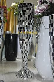 Large Glass Floor Vase Large Floor Vases Wholesale 11355