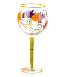 13 best thanksgiving wine glasses images on fall wine
