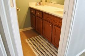 How To Redo Bathroom Cabinets The Chronicles Of Ruthie Hart Naptime Diy Painting Bathroom Cabinets