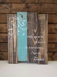 dandelion wood plaques wall just breathe dandelion sign reclaimed wood by rusticlyinspired