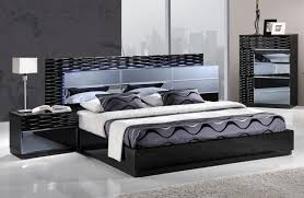 luxury designer beds lacquered exclusive quality platform and headboard bed san jose