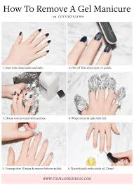 a complete guide to gel manicures collection of vials