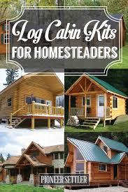 log cabin modular house plans log cabin kits ideas for your new homestead log cabin kits