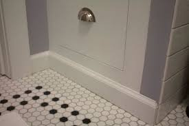 Tile Bathroom Floor Ideas 30 Ideas On Using Hex Tiles For Bathroom Floors