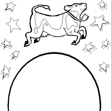 cow coloring pages for kids coloringstar