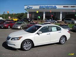 2011 honda accord white 2011 honda accord ex l v6 sedan in white pearl 001254