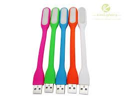 ultra bright 1 2w 5v portable silicone mini usb led light white