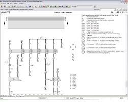 audi wiring diagrams online audi wiring diagrams instruction