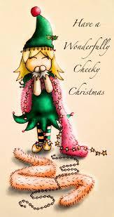 cute chibi christmas cards u2013 i l l u a r t u2013 illustrations u0026 art