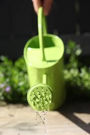 garden watering bucket home outdoor decoration