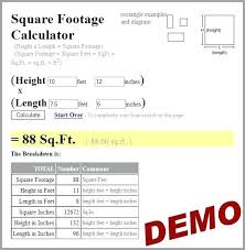 how do you figure square footage of a house bedroom square footage calculator lkc1 club