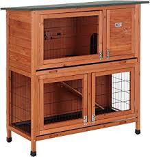 Cheap Rabbit Hutch Covers Bunny Business Hutch Cover For Double Decker Hutch 41 Inch