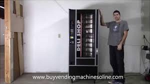 crane gpl 436 429 427 cold food vending machine for sale trouble
