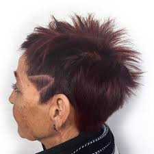 can older women wear an undercut the best hairstyles and haircuts for women over 70 undercut and