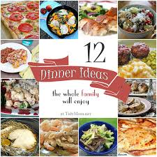 Dinner Party Menu Ideas For 12 Family Friendly Dinner Recipe Roundup