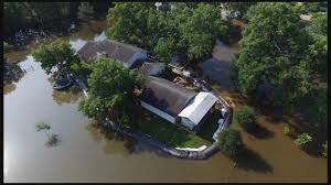 11alive com homeowner uses inflatable to protect home from flood