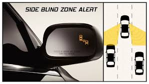 Best Place For Blind Spot Mirror Blind Zone Alert In Buick Lacrosse Can Help Avoid Lane Change Mishaps