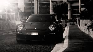 porsche white 911 black and white cars grayscale porsche 911 carrera walldevil