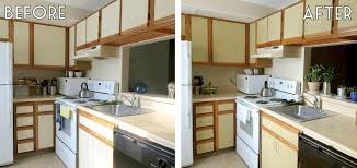 kitchen cabinet makeover ideas how to make your kitchen cabinets without paint the decor guru