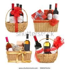 Wine Basket Gifts Gift Basket Stock Images Royalty Free Images U0026 Vectors Shutterstock