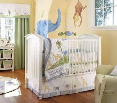 Jungle Nursery Bedding Sets Jungle Friends Nursery Set Pottery Barn