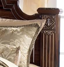 timberline king size poster bedroom set w underbed storage by ashley furniture home elegance usa timberline king size poster bedroom set w underbed storage for king