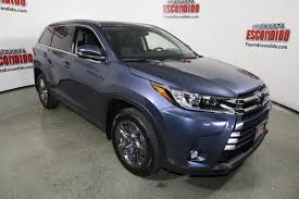 new 2017 toyota highlander limited platinum sport utility in