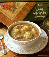 herbed turkey recipes thanksgiving roast turkey u0026 herbed dumpling stew or chicken wildflour u0027s