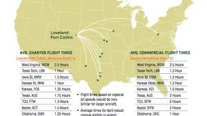 Denver International Airport Map Colorado State U0027s Pitch To The Big 12 Looks Like This 12 Page
