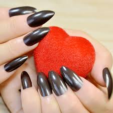 online get cheap stiletto nails design aliexpress com alibaba group