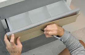 How To Hang A Cabinet Door How To Install Cabinet Hardware The Easy Way