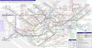 underground map zones file underground overground dlr crossrail map zone svg
